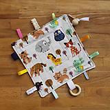 Hračky - Mojkáčik zvieratká - 10335398_