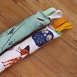 Hračky - Úchopové hrkálky zvieratká - 10335408_
