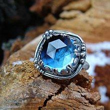 Prstene - Modrý - 10334212_