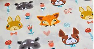 Úžitkový textil - HAJA Easy... bočný vankúš... detské motívy - 10339451_