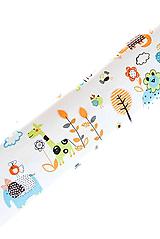 Úžitkový textil - HAJA Easy... bočný vankúš... detské motívy - 10339497_
