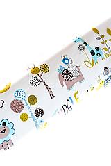 Úžitkový textil - HAJA Easy... bočný vankúš... detské motívy - 10339499_
