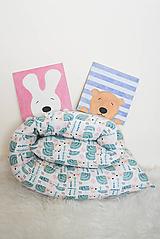 Úžitkový textil - HAJA Easy... bočný vankúš... detské motívy - 10339514_
