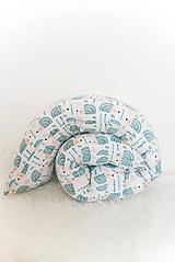 Úžitkový textil - HAJA Easy... bočný vankúš... detské motívy - 10339516_