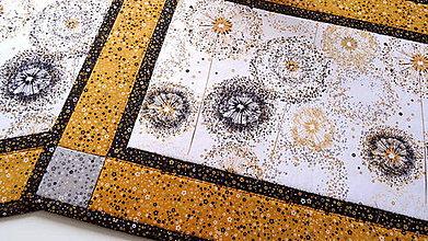 Úžitkový textil - Dandelion  No.1 ... prestieranie 2 ks - 10338557_