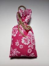 Úžitkový textil - Vrecúško na levanduľu 23 - 10338802_