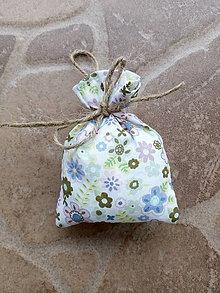 Úžitkový textil - Vrecúško na levanduľu 21 - 10336006_