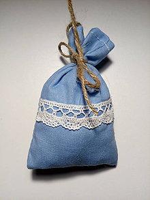 Úžitkový textil - Vrecúško na levanduľu 22 - 10338784_
