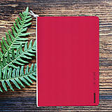 Papiernictvo - MADEBOOK - zošit A5 červený - 10336604_