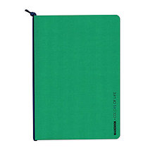 Papiernictvo - MADEBOOK - zošit A5 zelený - 10336612_