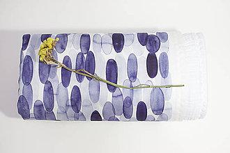 Textil - INDIGO detská prikrývka - Perie - 10336271_