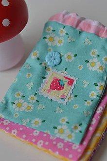 Detské tašky - Mini vrecko - 10338162_