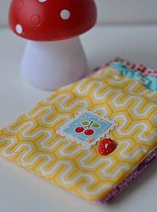 Detské tašky - Mini vrecko - 10338194_