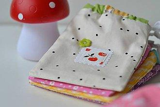 Detské tašky - Mini vrecko - 10338218_