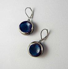 Náušnice - Tana šperky - keramika/platina - 10338241_