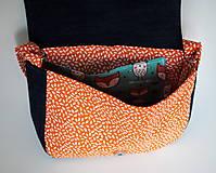 Detské tašky - Kabelka Líška - 10338398_