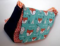 Detské tašky - Kabelka Líška - 10338401_