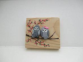 Tabuľky - Zamilovaný párik - 10336701_