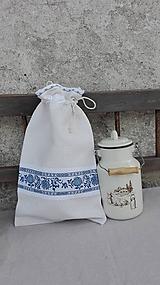 f3168444bd2f Úžitkový textil - Ľanové vrecko na veľký chlieb nesmrteľný cibuliak -  10335987