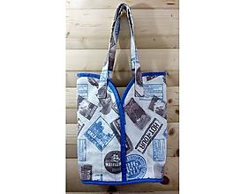 Veľké tašky - Prekrásna EKO TAŠKA KABELKA pre všetky ženy, teenegerky a dievčatá (Retro I., veľkosť XL) - 10338164_