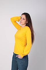 Topy - Top žltá - 10338302_