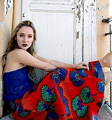 Sukne - Dlhá sukňa Diarra - 10337649_