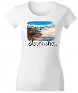 Tričká - Dámske tričko Liptov byAK (XL - Biela) - 10339756_
