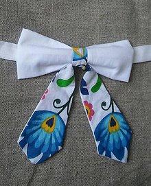 Iné doplnky - Dámsky motýlik. - 10337992_