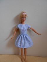 Hračky - Šaty pre barbie - 10339279_