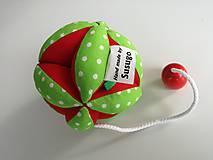 Hračky - Susugo úchopová lopta. - 10337530_