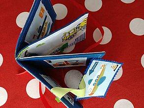 Hračky - Soft book. - 10337139_