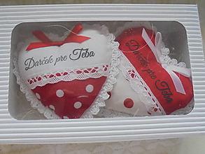 Dekorácie - Valentín-Darček pre Teba - 10336930_