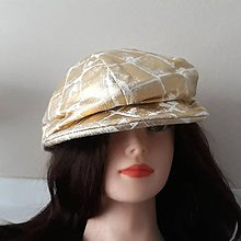 Čiapky - Zlatá bekovka - 10337489_