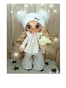 Bábiky - Bílá Amálka - 10342057_