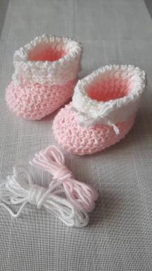 Topánočky - Capačiky pre bábätko - 10342279_