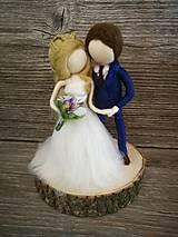 - Svadobny par na želanie  - 10341376_