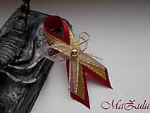 Pierka - Svadobné pierko v zlatom VIII. - 10341558_