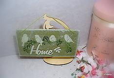 Tabuľky - tabuľka Home - 10342540_