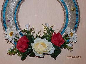 Dekorácie - Ruže - 10342806_