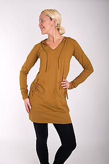 Šaty - 002... sand dress - 10343526_