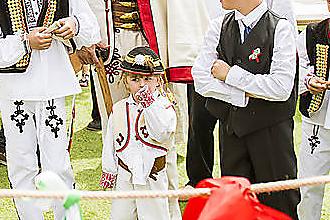 Doplnky - pierko na klobúk - detský - 10340166_