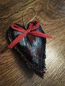 Dekorácie - Recy Valentínske srdiečka - 10339976_
