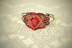 Sady šperkov - Sada Scent of India - náušnice, náramok a prívesok - 10340199_