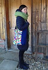 Veľké tašky - OBRTAŠKA - na objednávku - 10343640_