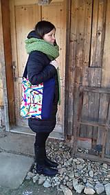Veľké tašky - OBRTAŠKA - na objednávku - 10343654_