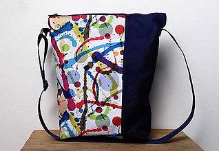 Veľké tašky - OBRTAŠKA - na objednávku - 10343652_