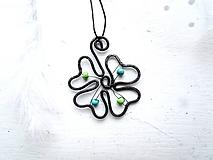 Iné šperky - prívesok ☘ - 10339824_