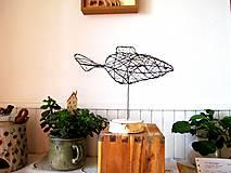 Socha - Zlatá rybka* 24 cm - 10341632_