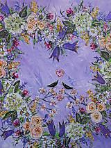 Obrazy - Voňa lásky - 10340650_