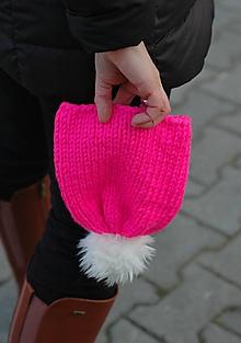Detské čiapky - ...ja s vami schovávačku nehrám... - 10344588_